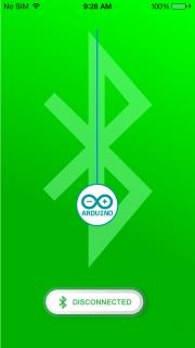 Arduino Servo App