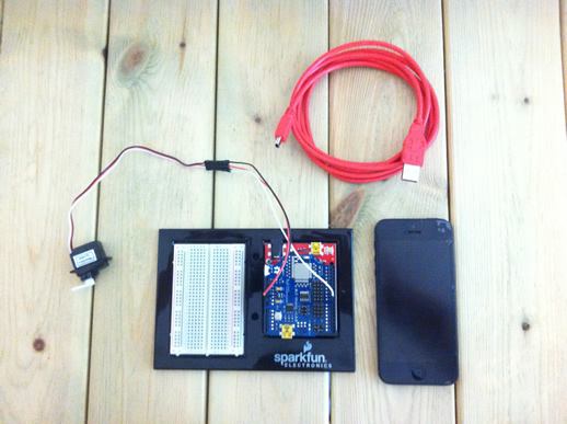 Arduino Tutorial: Integrating Bluetooth LE and iOS
