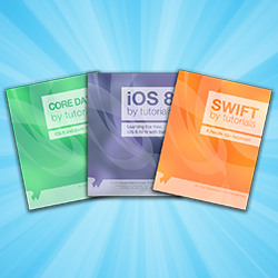 Three Brand New Swift and iOS 8 Books: Preorders Now Available!