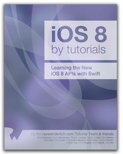 iOS 8 by Tutorials