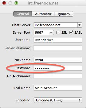 IRC for iOS Developers | raywenderlich com