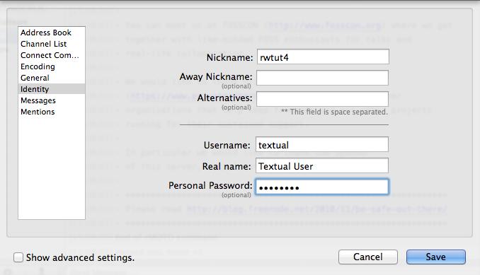 IRC for iOS Developers   raywenderlich com