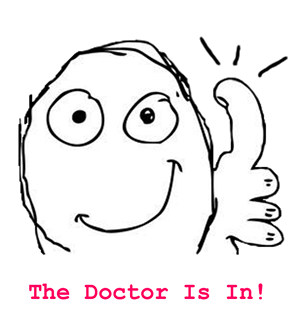 Rage Comic Doctor is In