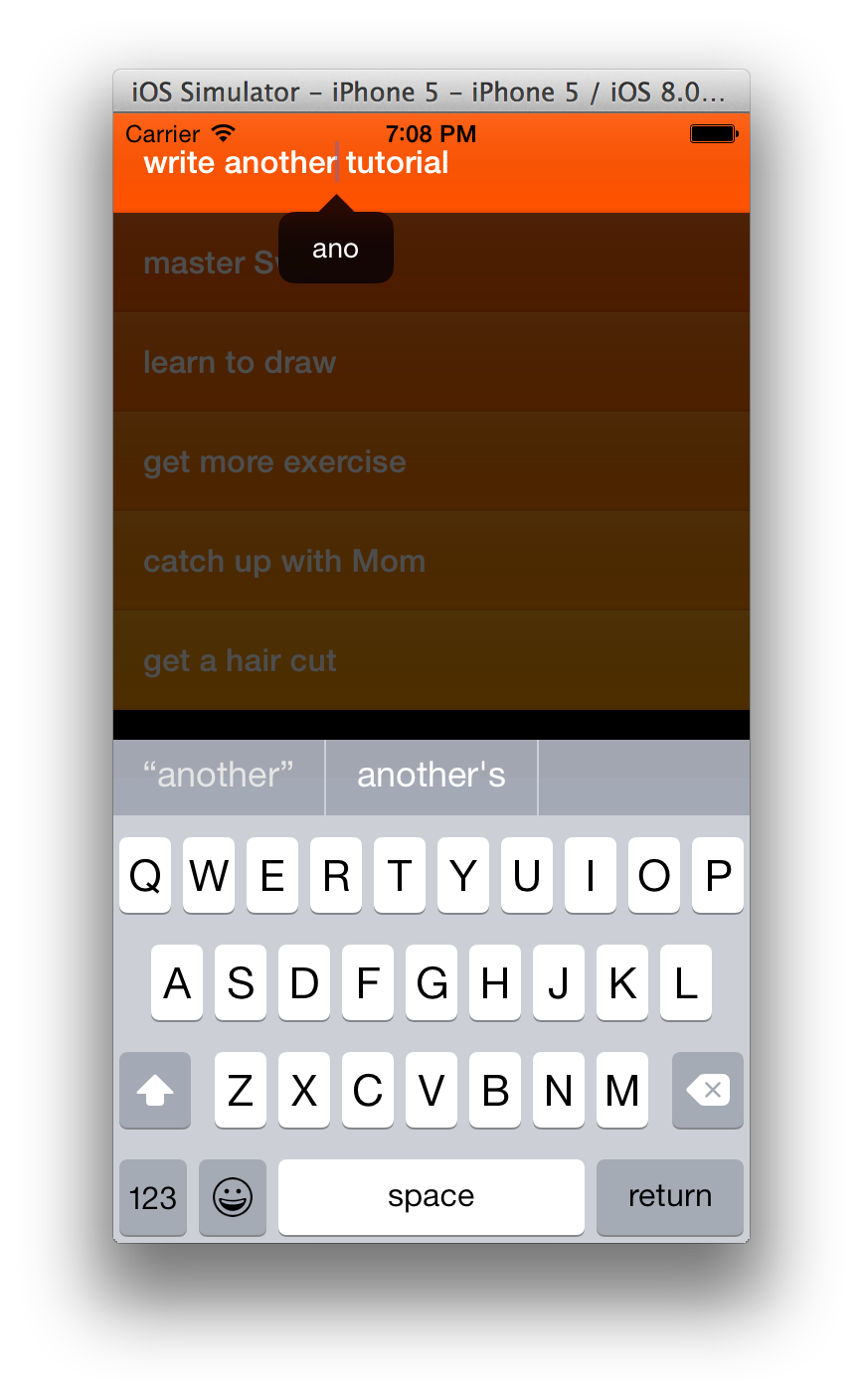 How To Make a Gesture-Driven To-Do List App Like Clear in