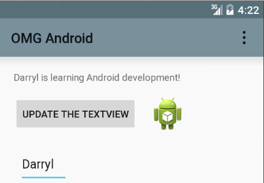 Android Tutorial for Beginners: Part 2 | raywenderlich com