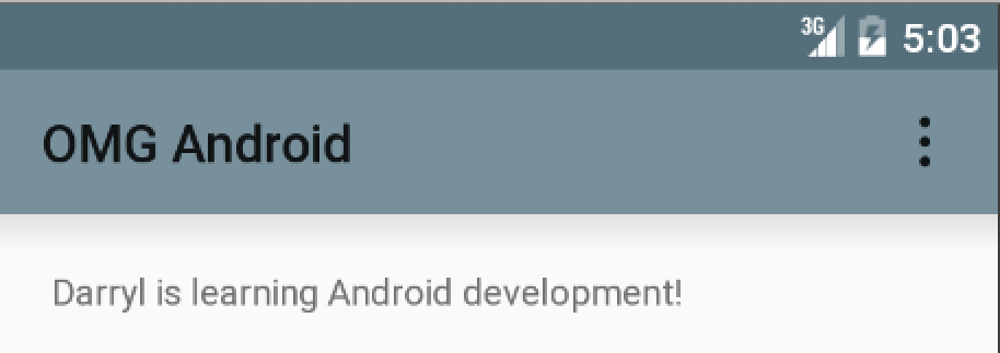 Android Tutorial for Beginners: Part 2