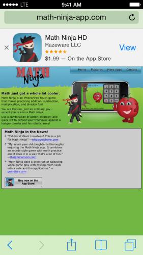 Smart App Banners Tutorial | raywenderlich com