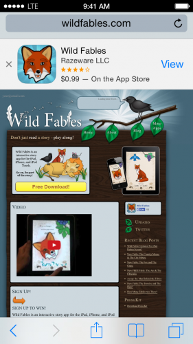 wildfables