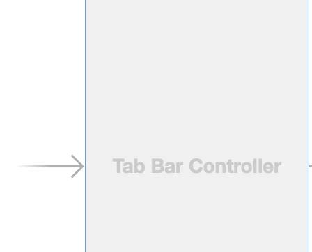 Is Initial View Controller