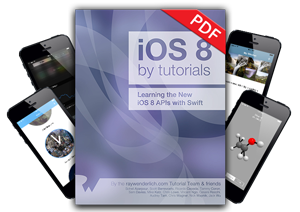 iOS 8 by Tutorials