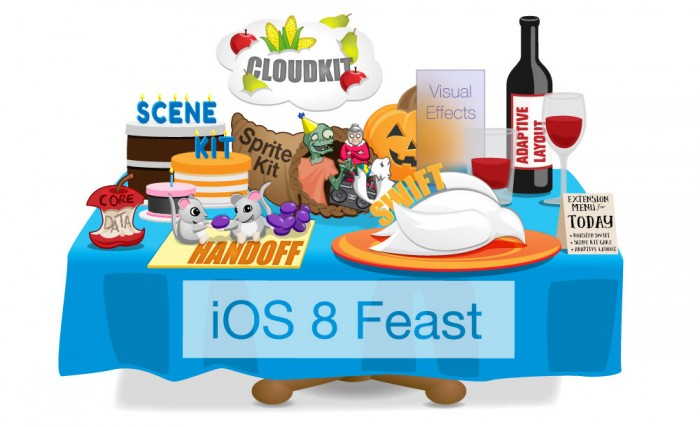 iOS 8 Feast