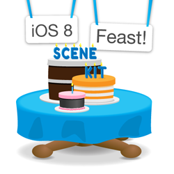 Learn about the new Scene Kit API in iOS 8!