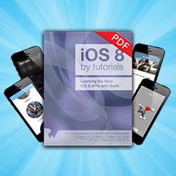iOS 8 by Tutorials Updated for Xcode 6.1!