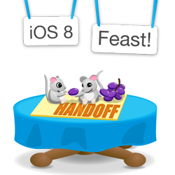Learn how to add handoff to your iOS 8 apps!