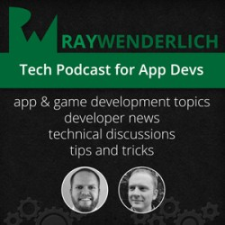 RWDevCon with Ray Wenderlich and John Wilker – Podcast S03 E04