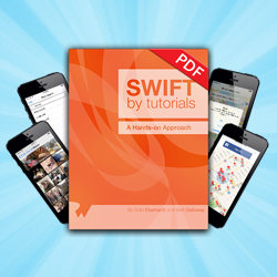 Swift by Tutorials Updated for Xcode 6.1!