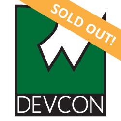 RWDevCon is sold out!