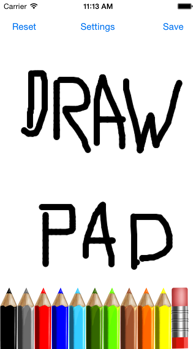 CANVAS DRAW LINE EXAMPLE - How To Make A Simple Drawing App