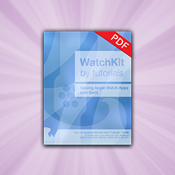 Preorders are now available for our brand new WatchKit book!