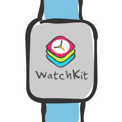 WatchKit - w0t I think!