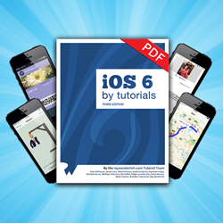 iOS 6 by Tutorials fully updated for Xcode 6 and iOS 8!