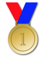 Medal image to show when counter hits eight glasses of water
