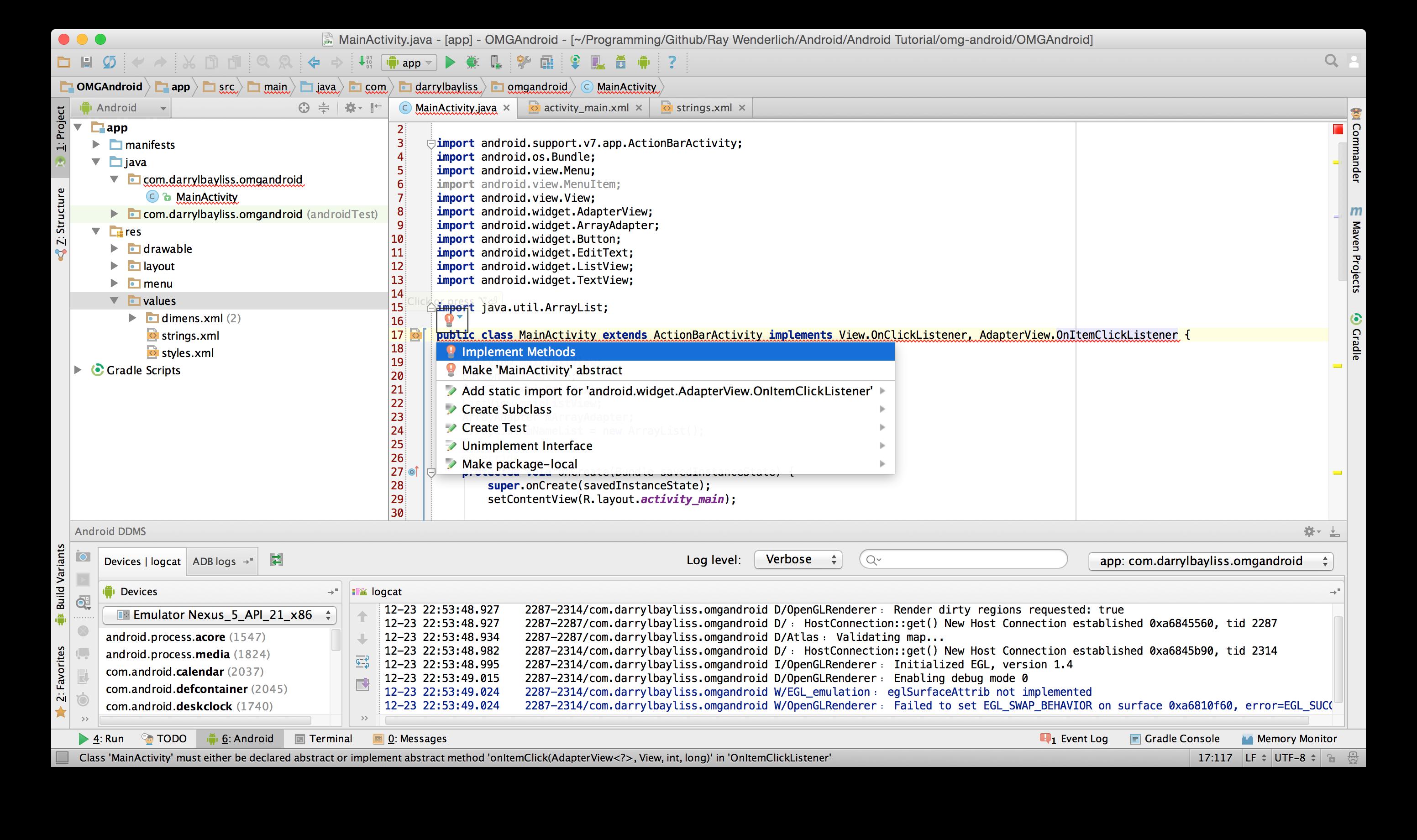 activity_implement_methods