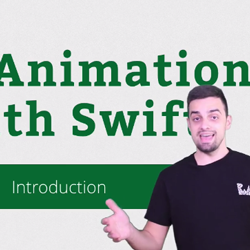 iOS Animation with Swift Video Tutorial Series Updated for Xcode 6.1.1