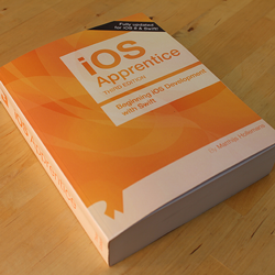 iOS Apprentice Third Edition: Print Version Now Available!
