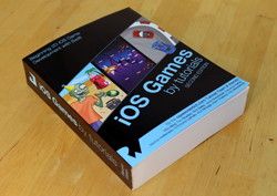 iOS Games by Tutorials Second Edition print version now available!