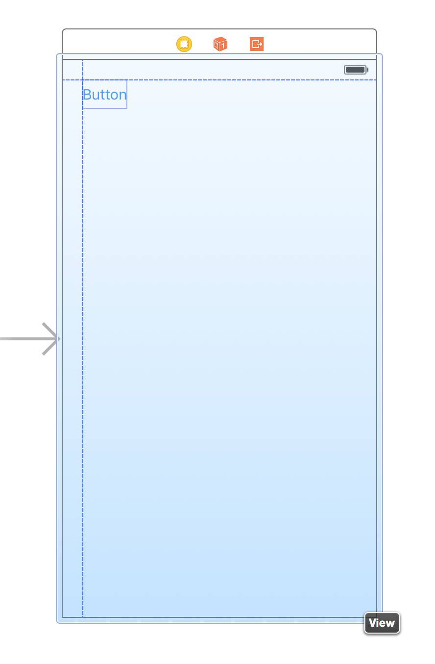how to make dashed lines appear in layout