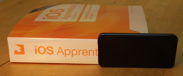 The iOS Apprentice Side View