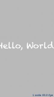 SpriteKitHelloWorld