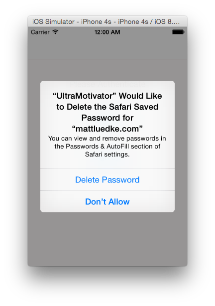 How To Secure Your App's Passwords with Safari AutoFill in iOS 8