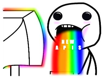 newAPIs