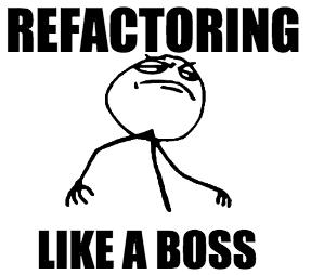 RefactoringLikeABoss