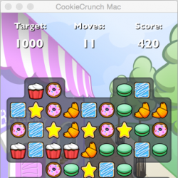 How to Make a Game Like Candy Crush Tutorial: OS X Port
