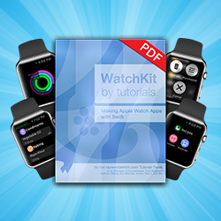 WatchKit by Tutorials Now Available for Download!