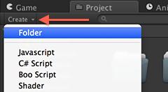 create_folder_menu