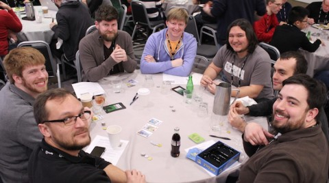 Board Game Tournament at RWDevCon