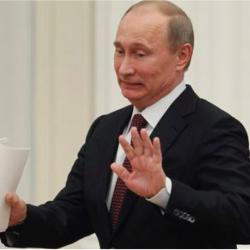 How Vladimir Putin Feels about Math