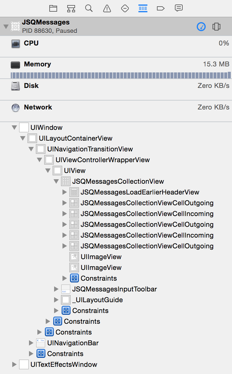 View Debugging in Xcode 6 | raywenderlich com