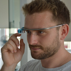 Get a head start with Google Glass!