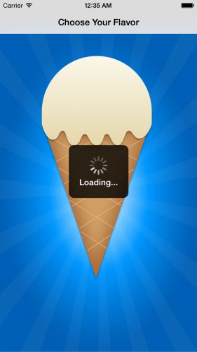 IceCreamShop Loading