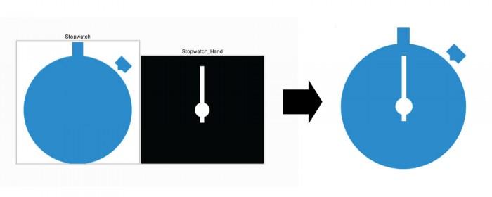 PaintCode Stopwatch