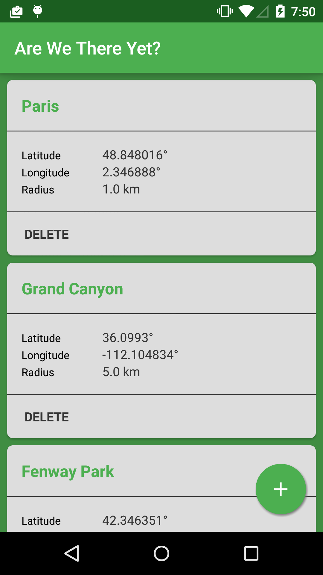 Geofences on Android with GoogleApiClient   raywenderlich com