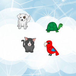Drag and drop these cute pets with Sprite Kit!