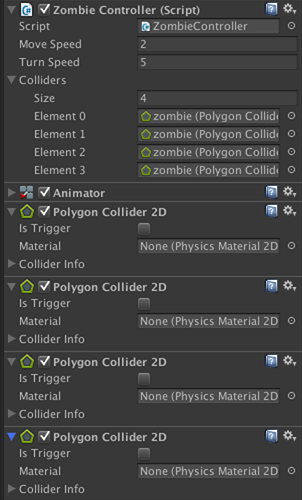 Unity 4 3 2D Tutorial: Physics and Screen Sizes   raywenderlich com