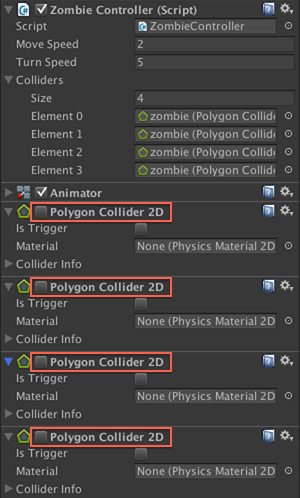 Unity 4 3 2D Tutorial: Physics and Screen Sizes