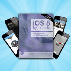 iOS 8 by Tutorials Updated for Swift 1.2!